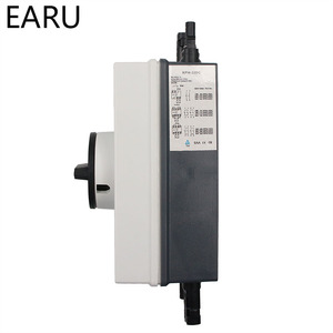 Image 3 - Free Shipping High Quality Solar System 1000VDC 32A PV DC Isolator Switch With Connector