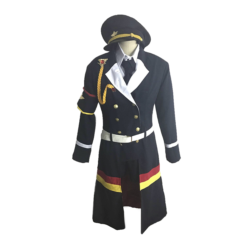 Girls Frontline stg44 rifle Halloween Christmas Party Uniform cosplay costume