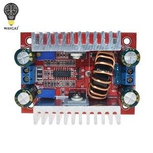 Image 5 - تيار مستمر 400 واط 15A خطوة المتابعة دفعة محول ثابت مصدر إمداد بالتيار LED سائق 8.5 50 فولت إلى 10 60 فولت شاحن الجهد خطوة حتى وحدة