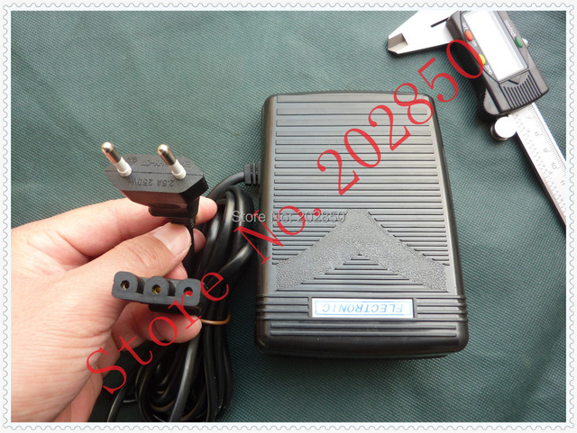 Domestic Sewing Machine Foot Pedal Controller440V440V4040A4040Hz Fascinating Sewing Machine Plug