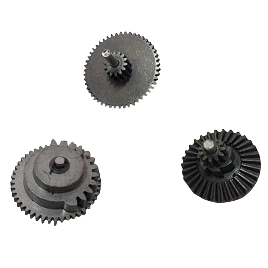 Alloy Gear Set for STD Gen.6 Water Gel Beads Blaster Modification Upgrade Tactical Toy Accessories Silver Black