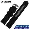 Atacado de alta qualidade acessórios relógio de pulseira pulseira para snk789 engrenagem de nylon S2 faixa de relógio 18 mm 20 mm frete grátis