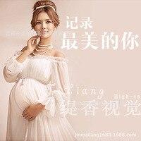 New Fashion Pregnant Women Dress Pregnant Women photo clothing maternity Clothes studio Pregnant Women Clothing