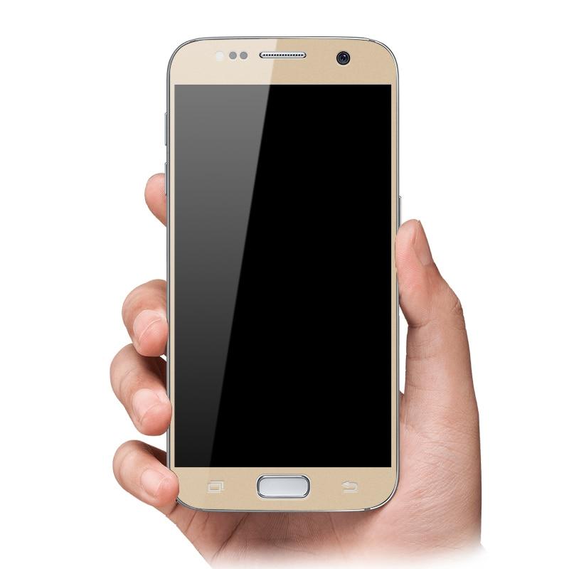 Premium 9 h tam kapalı çizilmez temperli cam ekran koruyucu için - Cep Telefonu Yedek Parça ve Aksesuarları - Fotoğraf 5