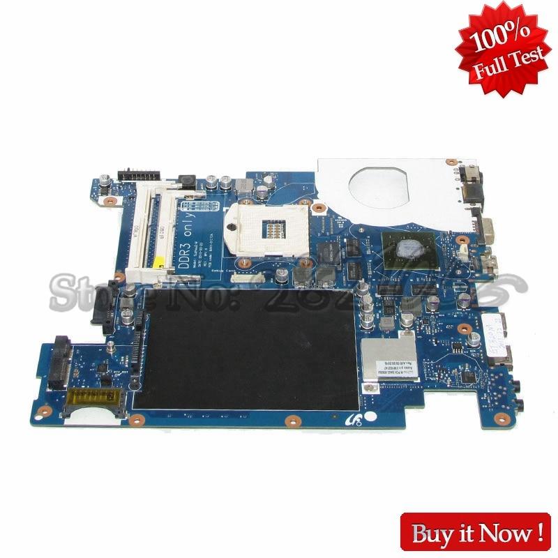NOKOTION BA92-06548A BA92-06548B BA41-01272A Main Board For Samsung NP-R439 R439 Laptop motherboard HM55 GT320M series DDR3 nokotion ba92 07596a ba92 07596b for samsung np rc410 rc410 14 inch laptop motherboard hm55 ddr3 geforce 315m 1gb main board