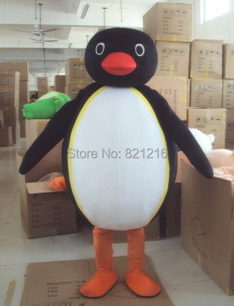 NºNuevo tamaño del adulto profesional lindo pingüino Mascotas ...