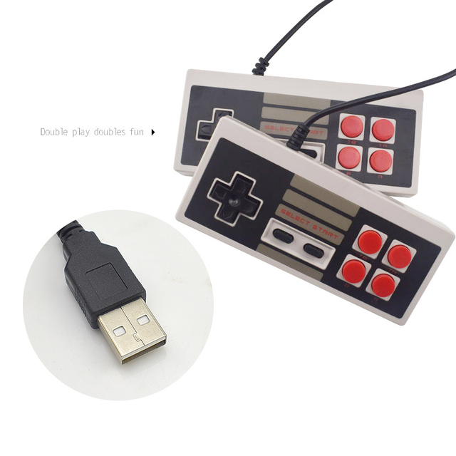 DATA FROG - 8 Bit Retro Video Game Console with 620 Games 3