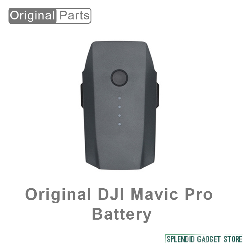 Original Mavic Pro Battery 100% New Max 27-min flight time for DJI Mavic Pro Intelligent Flight Battery Drone Accessories цены
