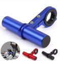 MTB Cycling Handlebar Extension Bicycle Mount Extender Holder Computer Light Lamp Flashlight Bracket Bike Stopwatch 31.8/25.4mm