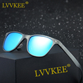 LVVKEE 2017 Aluminum Magnesium Alloy Men's Polarized Mirror Sun Glasses Female / Male Outdoor Driving Sunglasses For Men/Women