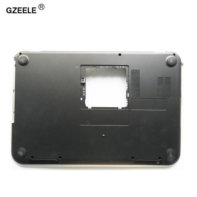 GZEELE New Laptop Bottom Case For DELL For Inspiron 14Z 5423 14Z-5423 MainBoard Bottom Casing Case Base Shell 00JK2T Lower Cover