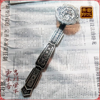 Chinese Miao silver Paperweight Paperweight paperweight