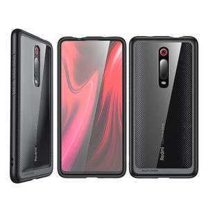 Image 1 - SUPCASE For Xiaomi Mi 9T Case Mi 9T Pro Case UB Style Anti knock Premium Hybrid Ultra Thin Protective TPU Bumper + PC Clear Case