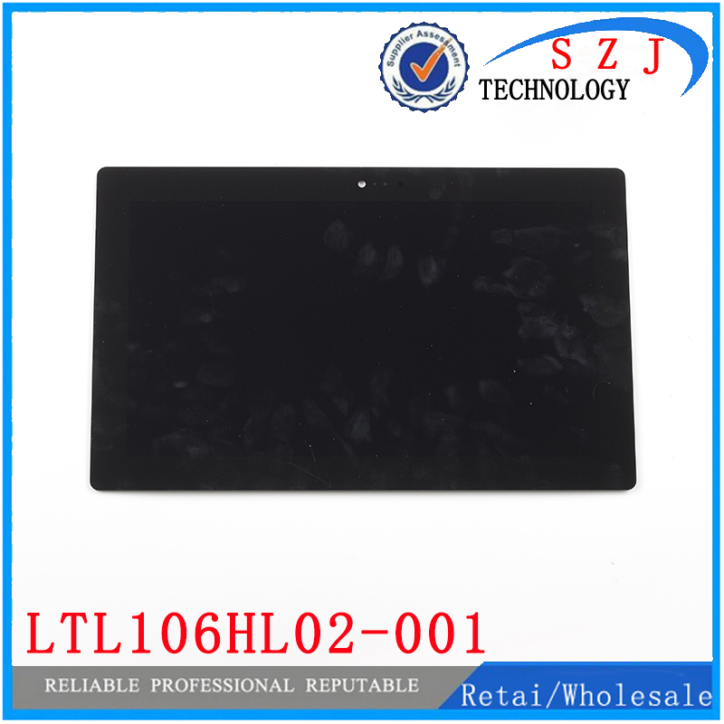 New 10.6'' inch case For Microsoft surface RT 2 RT2 LCD Display Panel Touch Screen LTL106HL02-001 Replacement Free Shipping 10pcs lot new brand lcd display touch panel for pioneer s90w s90 90 touch screen white color mobile phone lcds free shipping