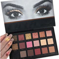 Newest 18 Color Eyeshadow Palette Earth Warm Color Shimmer Matte Eye Shadow Cosmetic Beauty Makeup Set 01# GB