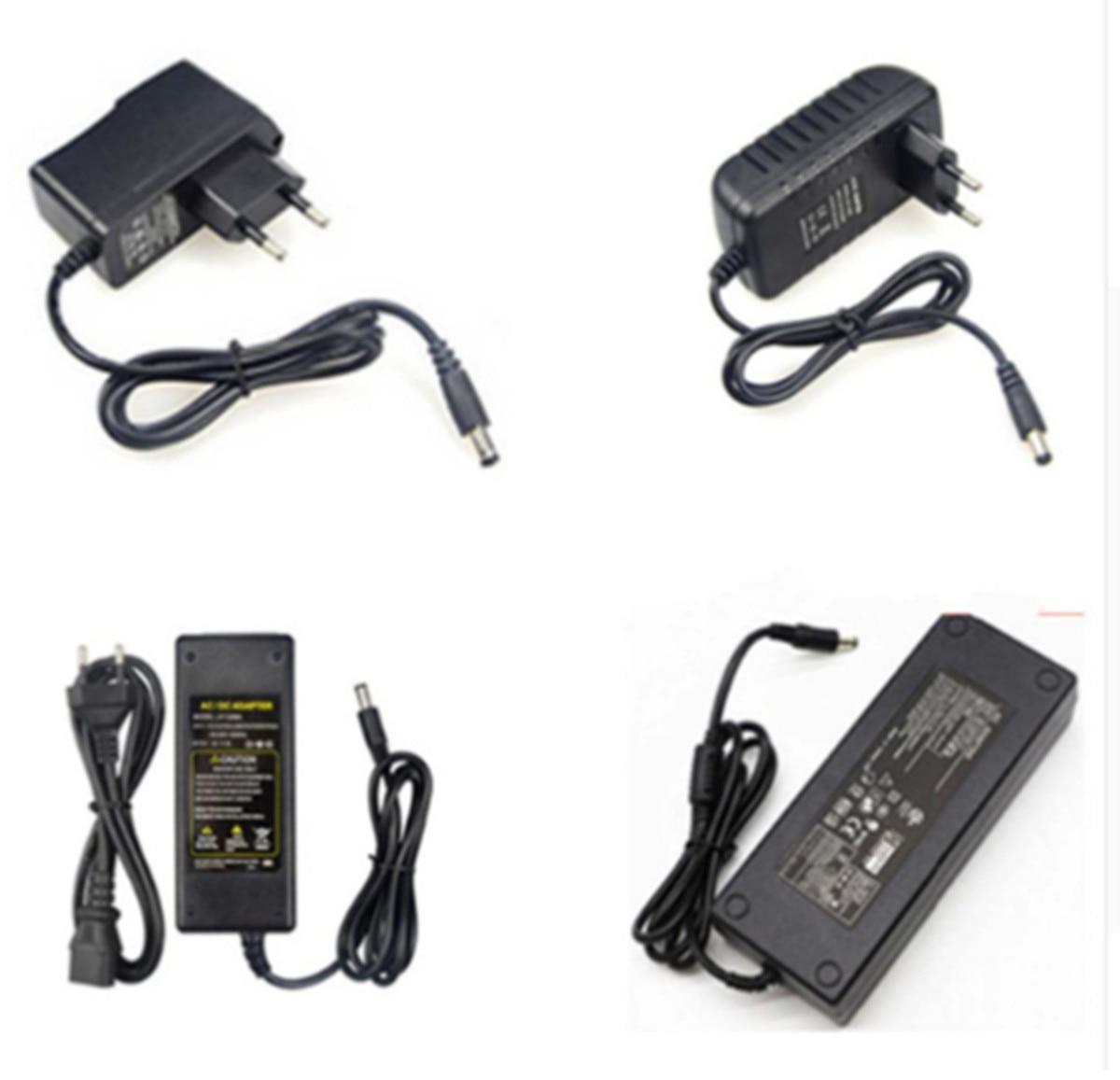 Адаптер светодиодный для светодиодных лент, 5 В, 12 В, 24 а, 2 А, 3 А, 5 А, 7 А, 8 А, 10 А, для 5 В, 12 В, 24 В