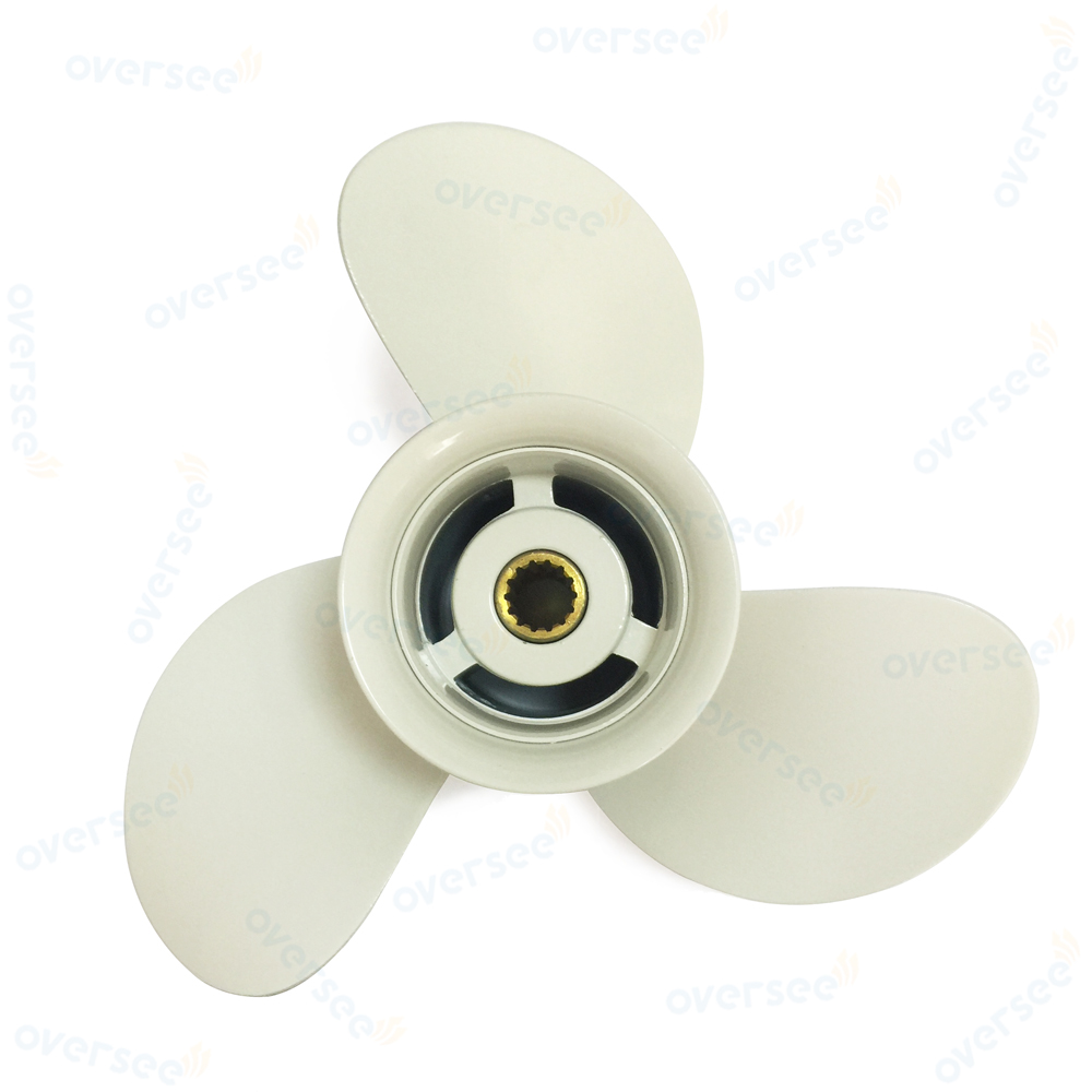 Здесь можно купить  OVERSEE Outboard Aluminum Propeller 362-64103-0 9.2X7.8 Right  For TOHATSU 15HP 18HP Outboard  Автомобили и Мотоциклы