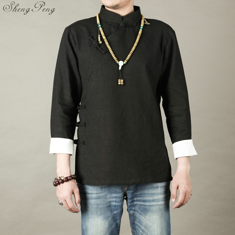 Traditional chinese clothing male clothes chinese traditional men clothing chinese style clothing qipao top oriental top