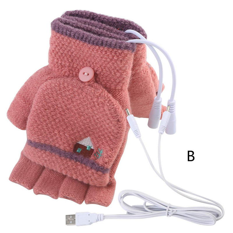 USB Heated Gloves 1