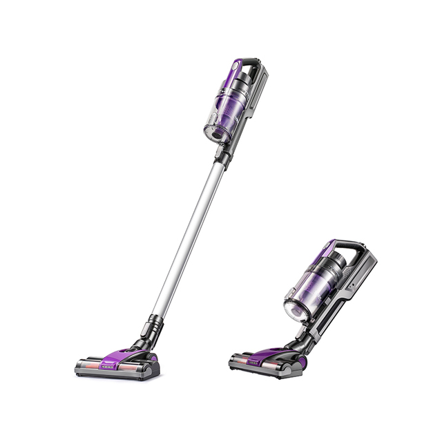 Violet Wireless Vacuum Cleaner Stick Handheld Vacuum Rechargeable Low Noise  Vacuum Cleaner Car And Home Appliances