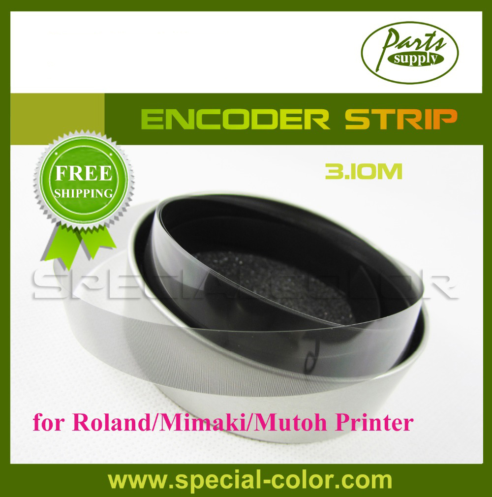 Hot Selling! 3.10M Encoder String Mimaki Printer Encoder Raster best price mimaki jv33 jv5 ts3 ts5 piezo photo printer encoder raster sensor with h9730 reader for sale 2pcs lot