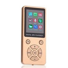 T1 MP4 MP3 Player Mini USB Clip 1.8'' LCD Screen Music Video Player Ultra Thin Lossless Sound Support 32G TF Card With FM E-Book new arrival original ruizu x50 sport mini bluetooth mp3 player clip with screen support fm recording e book clock pedometer