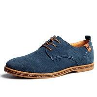 Hot Sale Men Casual Shoes Outdoor Spring Autumn Winter Mens Oxfords Fashion Brand Flat Warm Men