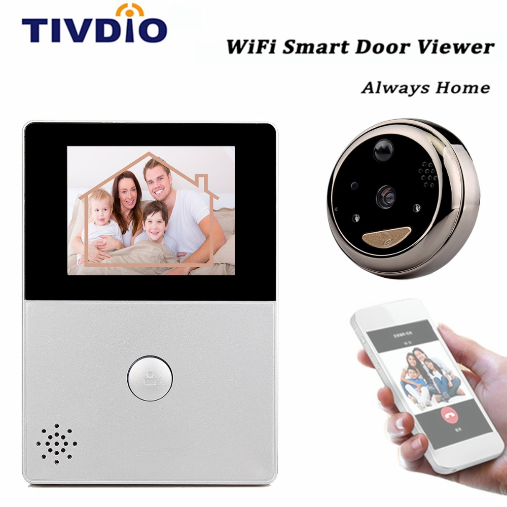 high product doorbell vision digital screen child lcd china us stock quality detection night motion doors store peephole door viewer camera