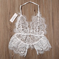 2017 new hot womens Lace Floral Bralette Bralet Bra Bustier Crop Top Cami Unpadded Tank Vest cloths size S-XL