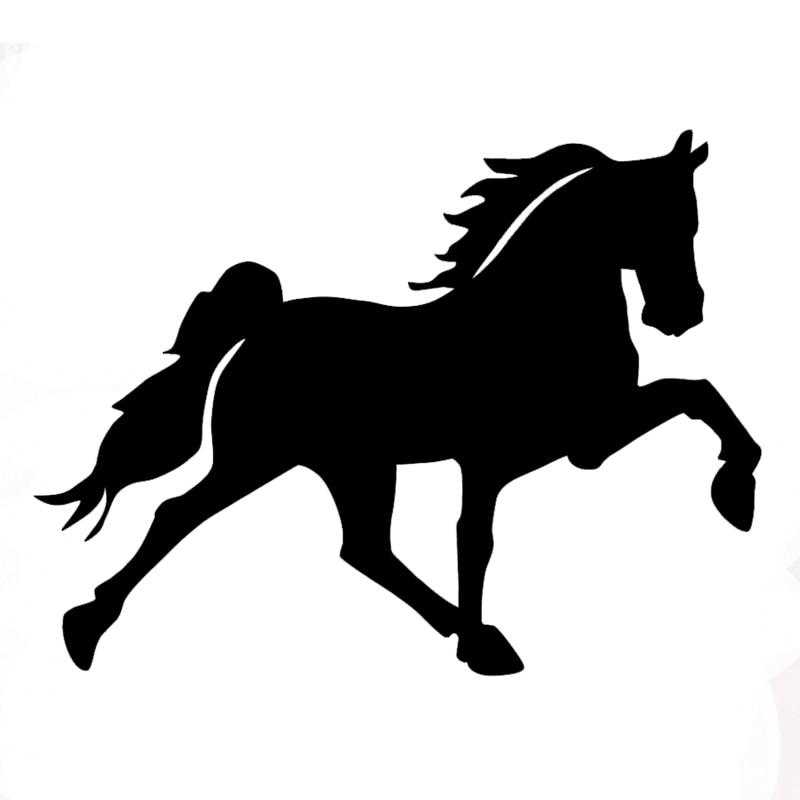 Online Get Cheap Horse Truck Decals Aliexpresscom Alibaba Group -  horse graphics for trucks