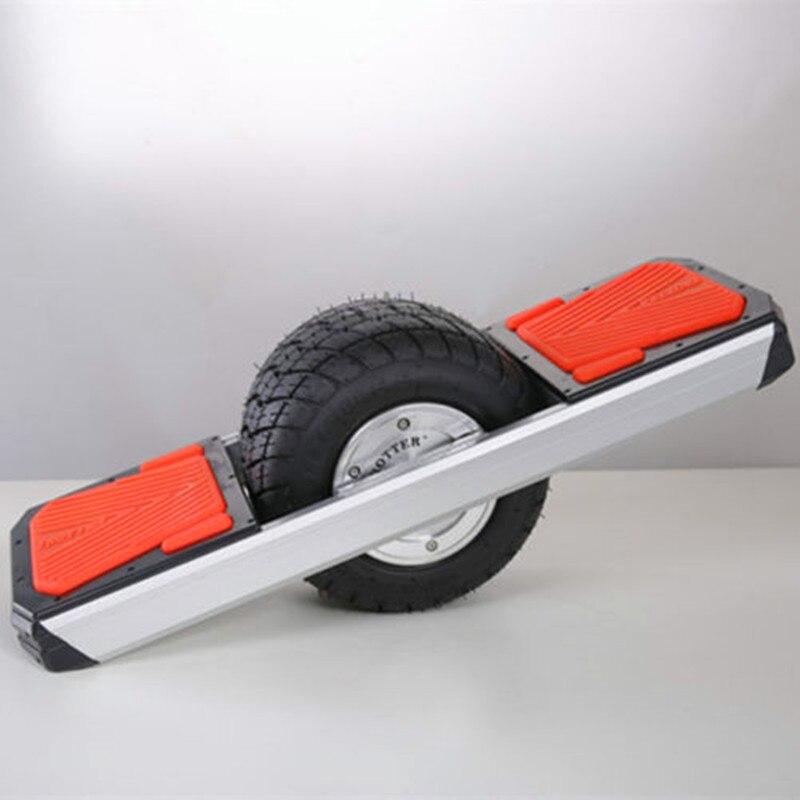 MULTI-coloré, alliage cadre électrique un 11 pouce pneu conseil de patinage pour adultes