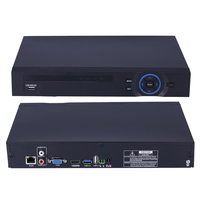 ONVIF CCTV NVR 32CH 1080P/25CH 5MP/8CH 4K Video Output Security NVR Support Motion Detect Wifi 3G IE Cloud Remote Access H.265