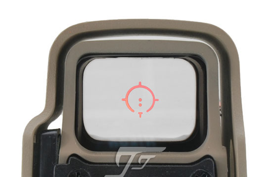 JJ Airsoft XPS 3-2 Red / Green Dot, QD Mount (Tan) Buy One Get One Killflash / Kill Flash jj airsoft xps 3 2 red green dot qd mount tan