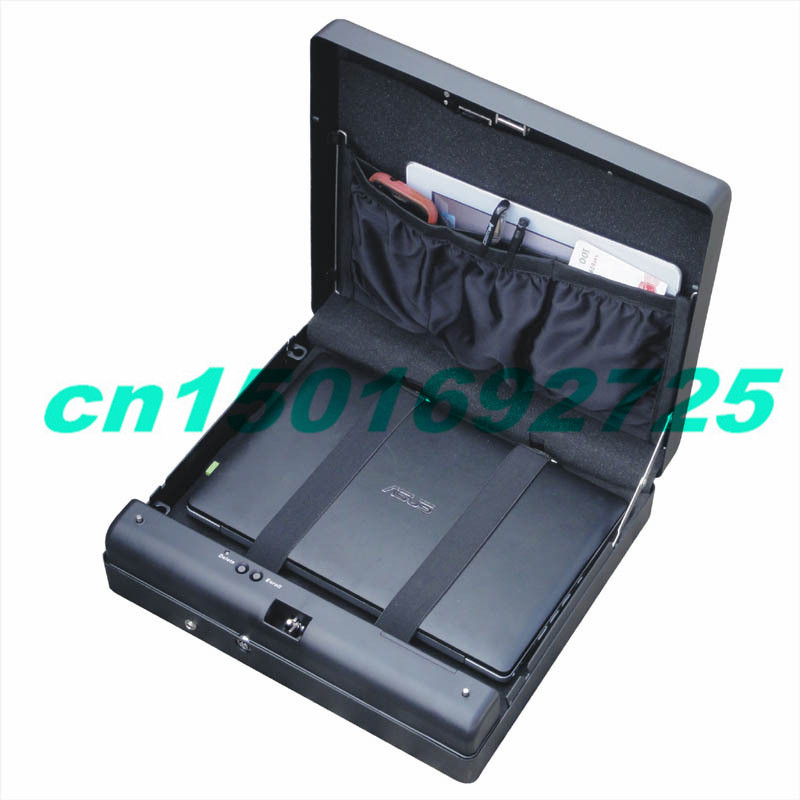 MS550 Fingerprint safe box four panel A4 file box storage box iPad laptop computer mobile phone money MS550 1-in Underwear from Mother u0026 Kids on ...  sc 1 st  AliExpress.com & MS550 Fingerprint safe box four panel A4 file box storage box ... Aboutintivar.Com