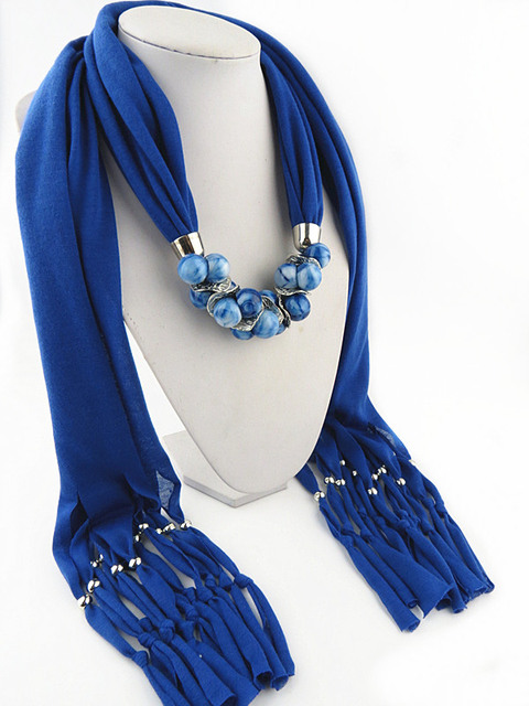 Fashion New Design Classic Long Fruit Grape & Beads Pendant