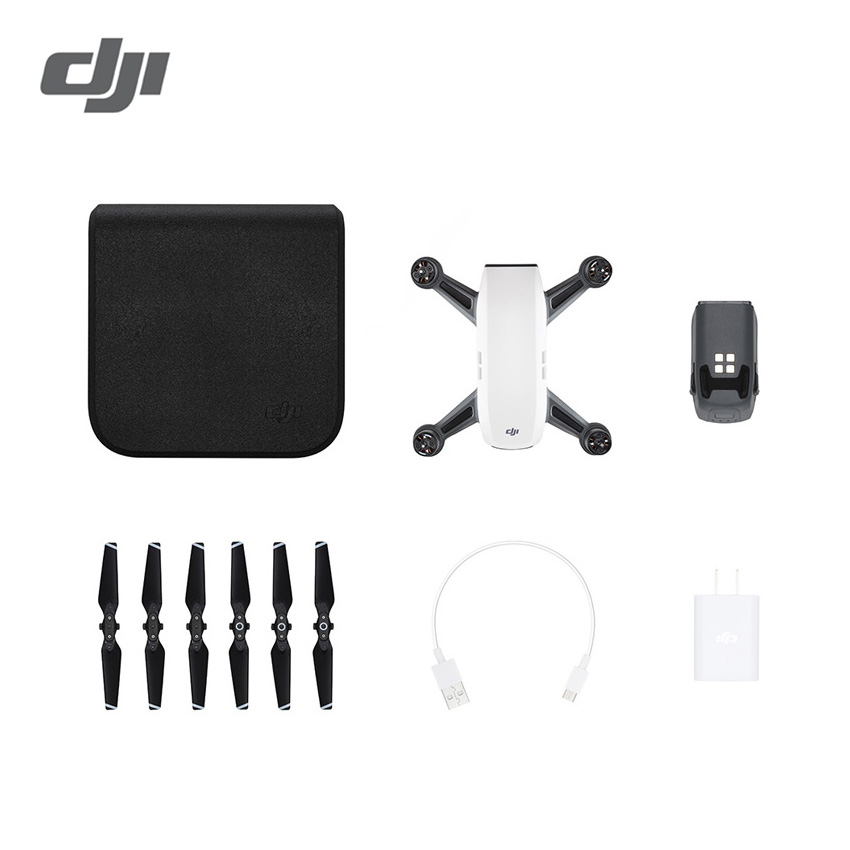 DJI SparkMini Drone Pocket Selfie Drone 1080P HD video recording 12MP Camera 16mins Flight time DJI