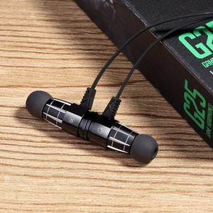 Image 4 - Okscc Noice шумоподавляющие Игровые наушники с микрофоном для ПК игровая гарнитура 2,2 м провод 9 мм пулевого типа для телефона IOS Android компьютера