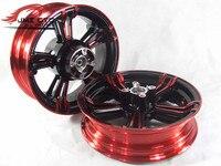 For HONDA GROM MSX125 MSX125SF Motorcycle Forward + Post Wheels Rims