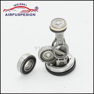 Image 5 - Für Mercedes W164 W221 W251 W166 Pleuel Kolben Zylinder Luftfederung Kompressor Pumpe Reparatur Kits 1643201204 2213201304