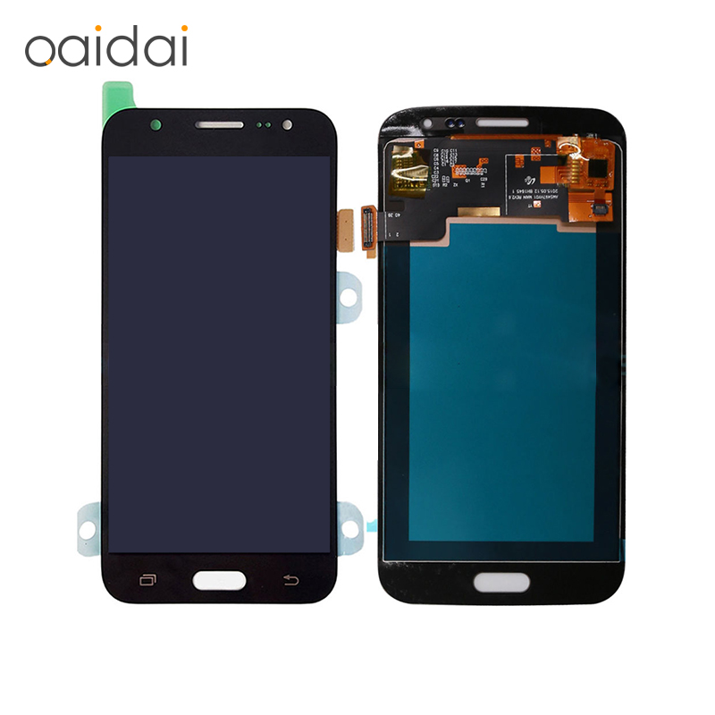 Lcd Display Touch Screen Digitizer Assembly Replacement Parts For Samsung GALAXY J5 J500 J500F J500FN J500M J500H Free Shipping brand new tested lcd display touch screen digitizer assembly for samaung galaxy e5 e500f h hq m f h ds replacement parts