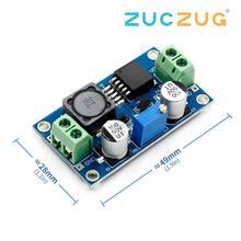 DC-DC XL6019 40V Adjustable Step Up Module Voltage Regulator PCB Power Supply Module Electr