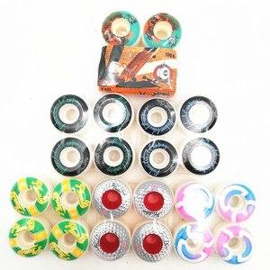 Image 1 - USA BRAND Hot Skateboard Wheels 98A SOFTLINE/101A SOFTLINE PU Skate Wheels 50/51/52/53mm Skateboarding Wheel