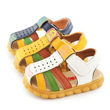 Baby Boy Sandals Summer Leather Soft Sole Shoes,Sandale Enfant Garcon Sapato Infantil Menino,Kids Shoes Boys Pentagram