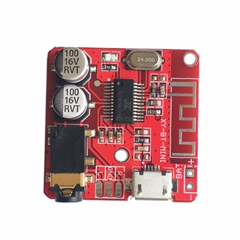 3.7-5V MP3 Bluetooth Lossless Decoder Board Car Stero Speaker Amplifier Module Integrated Circuits Dropship image