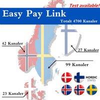 Best Scandinavian IPTV 4700 Channels In Total Swedish Norwegian Danish IPTV 190 Scandinavian Channels Sweden Norway