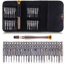 цена на New Professional Magnetic Torx Screwdriver Repair Tool Set Small  Kit Hand Tools for IPhone Mobile Phone Computer Laptop qiang