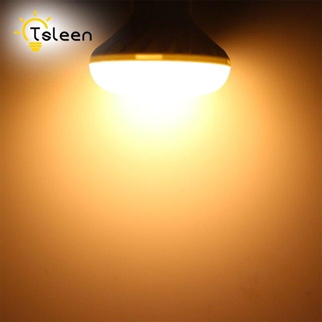 TSLEEN 10Pc E27 LED Corn Bulb 220V 110V SMD5730 LED lamp Spotlight 5W 7W 9W For light 230v 240v WEDDING DECORATION