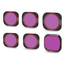 Freewell Limited Edition 4K Serie ND4/PL, ND8/PL, ND16/PL, ND32/PL, ND64/PL, ND1000 Kamera Filter für DJI Mavic 2 Pro Drone