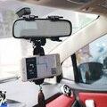 Регулируемая Мобильный Телефон Автомобильное Зеркало Заднего Вида Держатель Подставки Колыбель для Сотового Телефона GPS PDA MP4 Стабильный Держатель