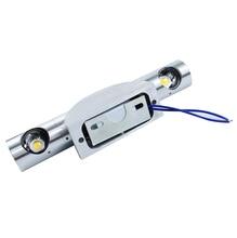 LED 2W  wall light Epistar chip 360 degree rotatable high power led spotlight for home/KTV/bar indoor